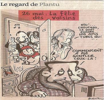 Le regard de Plantu