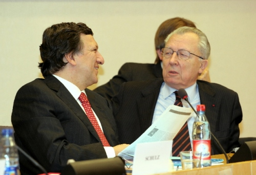 Barroso and Delors
